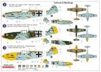 AZ Model 1/72 Messerschmitt Bf-109E-7 Trop